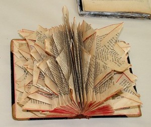 Oh, book art. What would I do without you?
