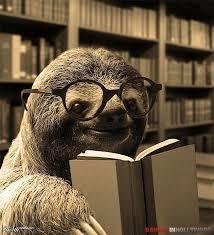book sloth